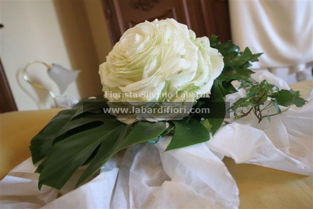 Bouquet Sposa Unico Fiore.Il Bouquet Della Sposa Fiori Per Bouquet Da Sposa A Firenze