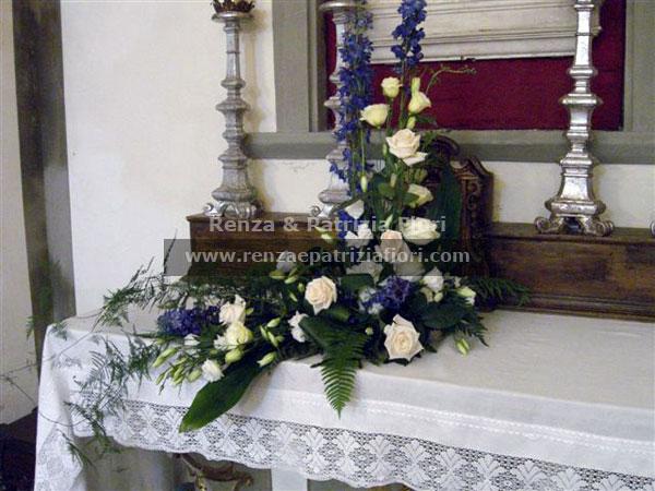 La chiesa fiori matrimonio firenze addobbi matrimoni composizioni floreali i tuoi - Addobbi floreali casa sposa ...