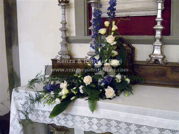 La casa della sposa matrimonio firenze fiori firenze addobbi matrimoni composizioni - Addobbi casa sposa ...